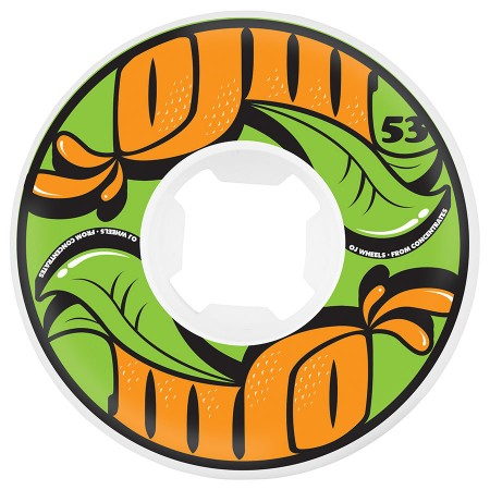OJ Wheels 53mm Concentrate EZ EDGE 101a