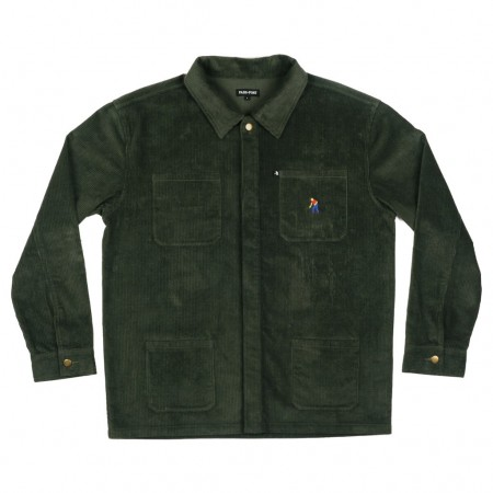 Pass-Port Jacket XL Olive Cord