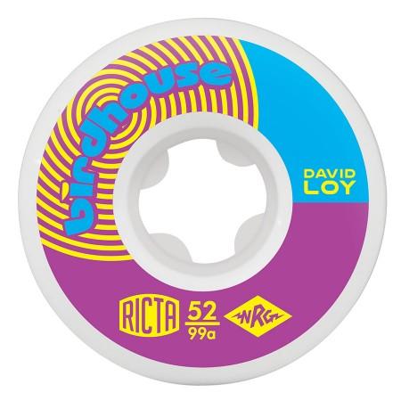 Ricta Wheels 52mm David Loy   99a
