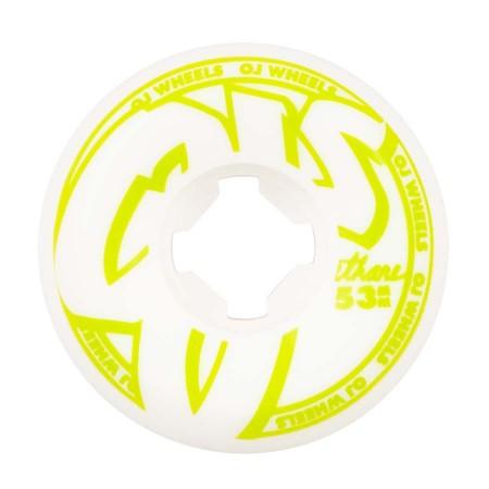 OJ Wheels 53mm Concentrate  101a SU
