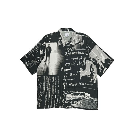 Polar S19 Art Shirt - Strongest Notes - Black - XL