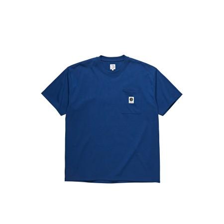 Polar L Pocket Tee Dark Blue