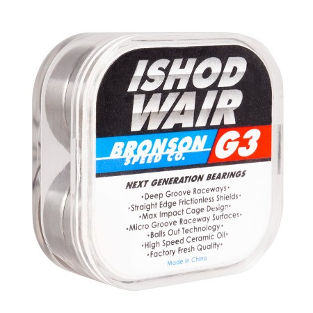 Bronson Speed Co. Ishod Wair  G3 Kulelager 10 pk