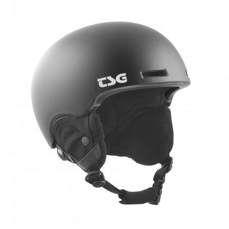 TSG helmet  fly black L/XL