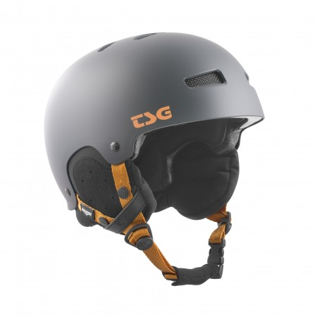 TSG helmet L/XL gravity marsh