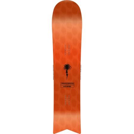 SPRING BREAK  147 S SLASHERS 147 SNOWBOARD