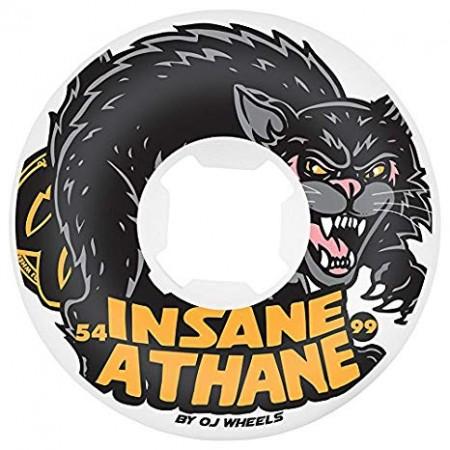 OJ Wheels 54mm Cat Insaneathane Hardline 99a