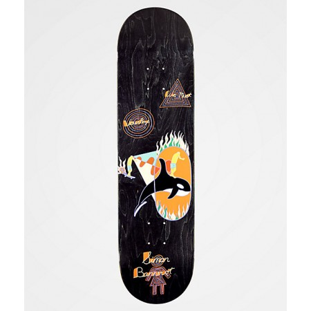 Girl Wood 8.25 BANNEROT  ONE OFF DECK