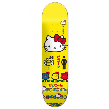 Girl Wood 8.25 Mikemo Capaldi Hello Kitty