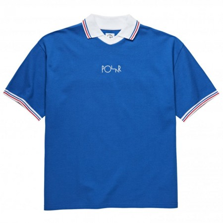 POL-S19 Surf Pique - Royal Blue - L