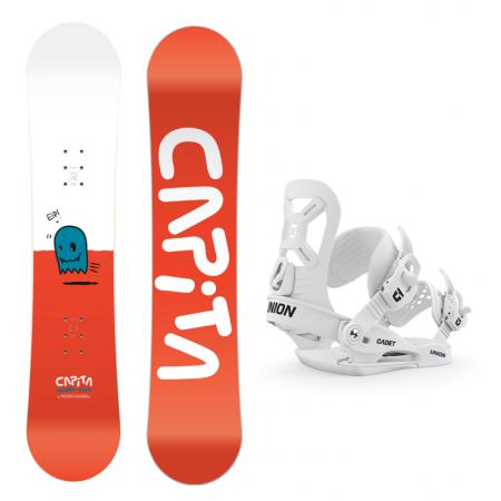 CAPITA 95  MICRO SNOWBOARD PAKKE + UNION BINDING