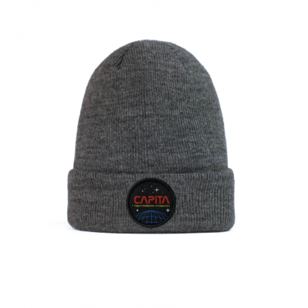 CAPITA BEANIE 3 PK SPACE DARK GREY