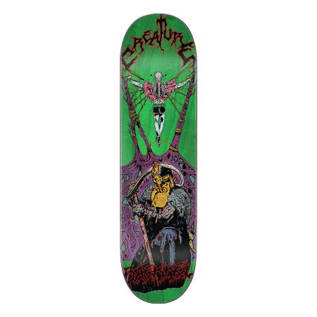 Creature Wood 8.6  Baekkel Blood Eagle