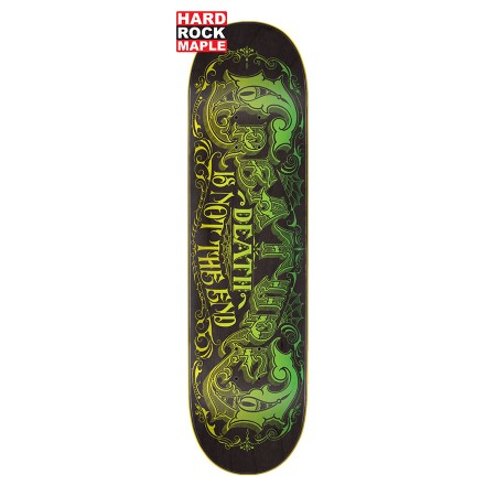Creature Wood 8.375  Not The End
