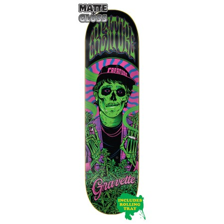 Creature Wood 8.3  Smokers Club Gravette