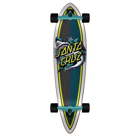 Santa Cruz Cruzer 9.58in x 39.0in  Shark Dot
