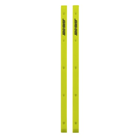 Santa Cruz Rails  Neaon Yellow Slimline