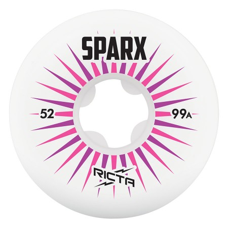 Ricta Wheels 52mm Sparx 99a