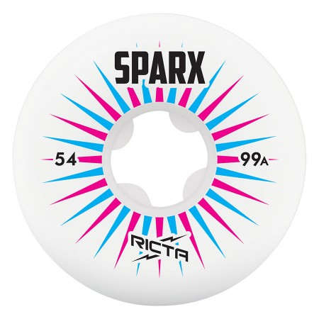 Ricta 	Wheels	54mm Sparx 99a