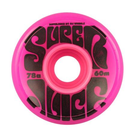 Ricta Wheels 60mm 78A Pink Super Juice