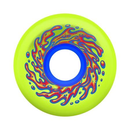 Slime balls Wheels 60mm 78a Neon Yellow OG