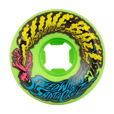 Slime balls Wheels 54mm 97a Neon Green Mini