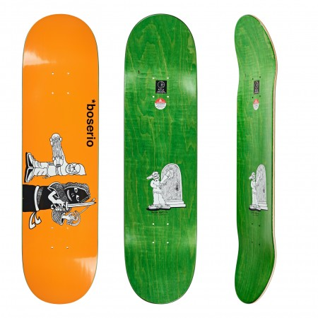 Polar Wood-8.5 NBKNOCKORANGE