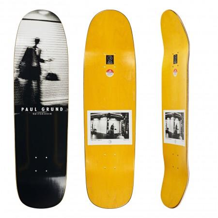 Polar Wood-1992 9.25 PGFRAMEDWHITE