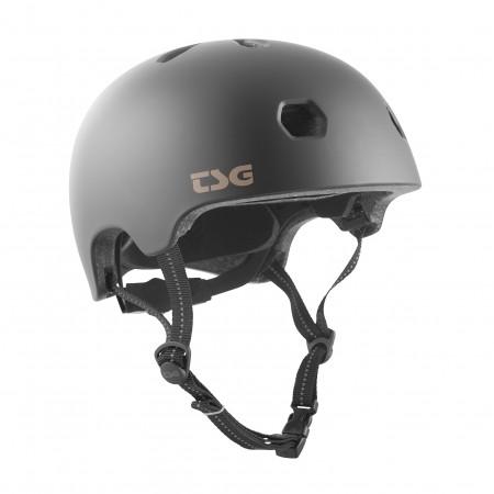 TSG Helmet  meta S/M satin black