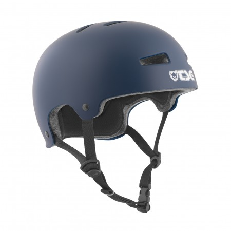 TSG Helmet  evolution satin blue L/XL