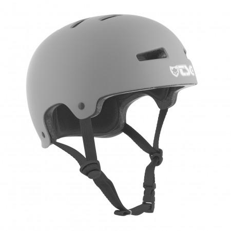 TSG Helmet  evolution satin coal L/XL