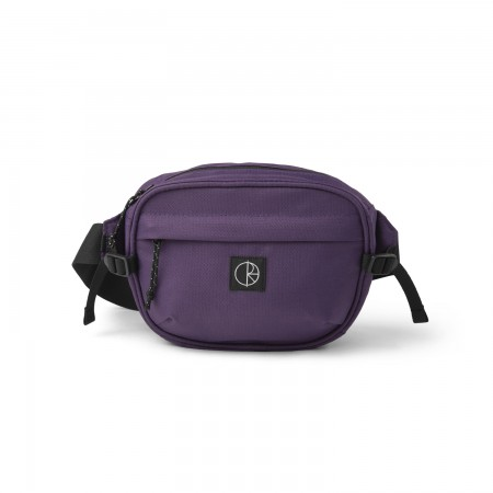 Polar SS20 Cordura Hip Bag - Purple - O/S