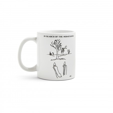 Polar SS20 In Search Of The Miraculous Mug - White