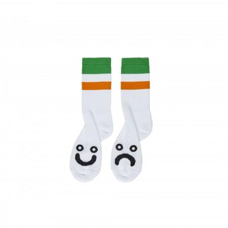 Polar SS20  Socks - Stripes - Green - 39-42