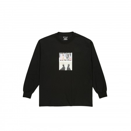 Polar SS20 Happy Sad Around TW L/S - Black - XS