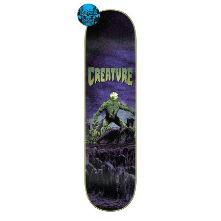 Creature Decks 8.5in  Colossus Cold Press