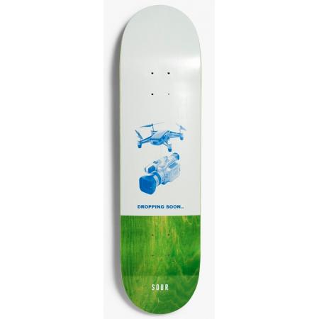 Sour Decks 8.25 Dropping Soon – Green