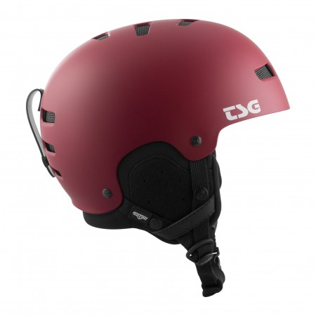 TSG Helmet S/M Winter Gravity Satin  Red
