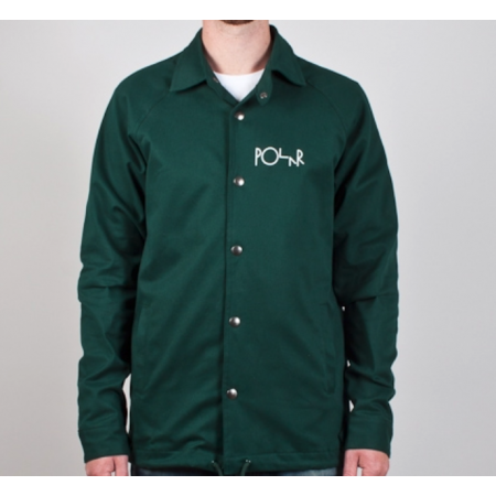 Polar Coach Jacket - Green - L