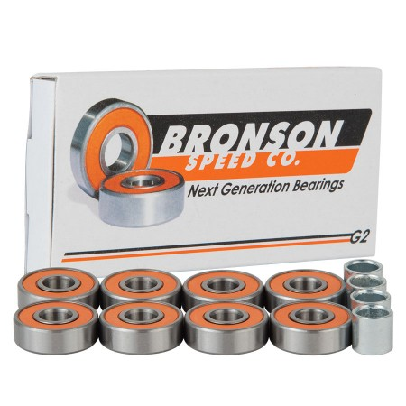 Bronson Speed Co. G2 Kulelager  1 pk Singel