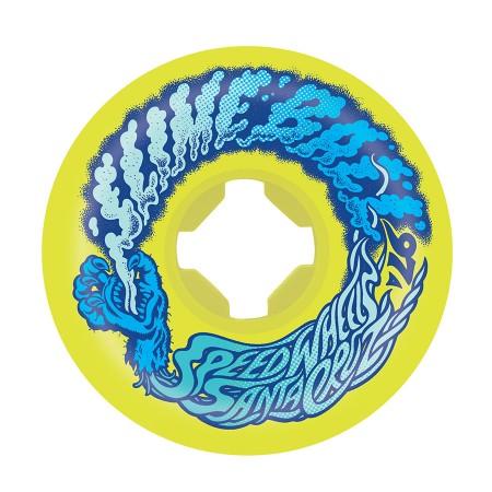 Slime Balls Wheels 56mm Vomit Mini Yellow 97a