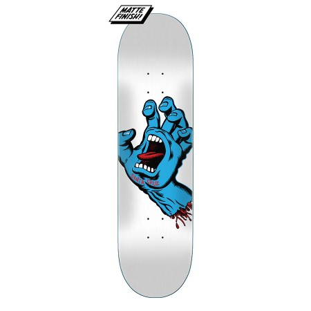 Santa Cruz Decks Screaming Hand 8.25