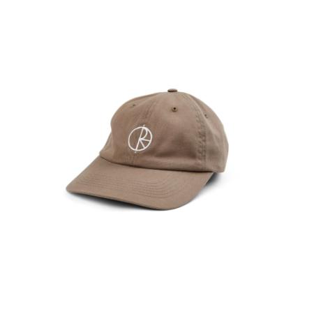 Polar SS20 Stroke Logo Cap - Khaki - L