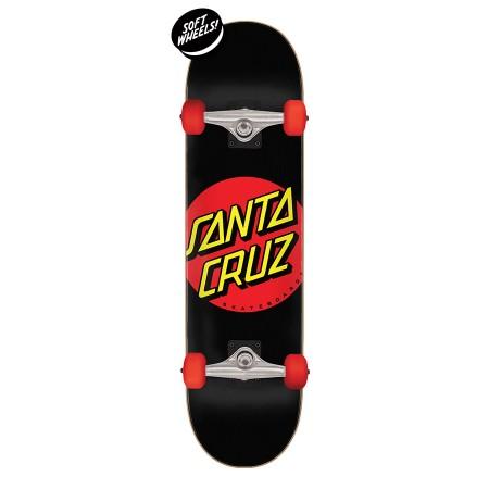 Classic Dot Super Completes 7.25 Santa Cruz