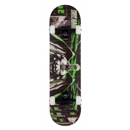 Tony Hawk SS 540 Complete Wasteland Green 8 IN