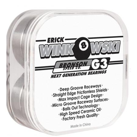 Erick Winkowski Pro Bearing G3 Bronson 10 pk