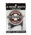 Independent Phillips Hardware 1 in Black Bx 12