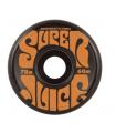 Wheels 60mm  Super Juice Black   78a OJ