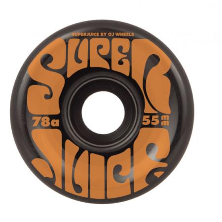 Wheels 55mm Mini  Juice Black 78a OJ