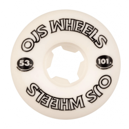 Wheels 53mm Concentrate Hardline 101a OJ